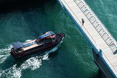 Summer's Snap 2016 : SEA Kanmon Channel (Colorful-wind) Tags: 2016 7 color colorful colors ferry fujifilm fukuoka japan july kitakyusyu light lightandshadow moji mojiko sea ship summer sun xt1