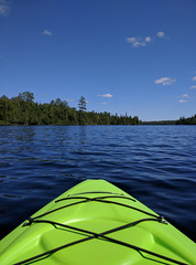 Pristine Paddling (U.S. Fish and Wildlife Service - Midwest Region) Tags: mn nature 2016 boundarywaters lake forest minnesota nationalforest water superior woods august kayak paddling outdoorrecreation recreation summer seasons