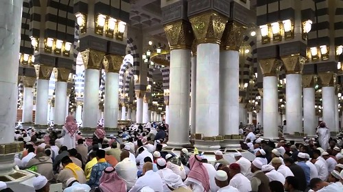 Have You Got The Chance to Pray Namaz in Madinah?
