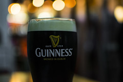 Guinness on Bokeh (apopoetic) Tags: nikond5300 nikonphotography beer food hungry drink froth dark guinness irish dublin travel travelphotography travelphoto researchlife researcher photography phd bokeh 35mm normal