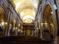 Iglesia de la Compaia de Jess Quito Ecuador 08 (Rafael Gomez - http://micamara.es) Tags: iglesia de la compaia jess quito ecuador el convento san ignacio loyola jesus templo salomon america del sur