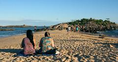 just... (monnymonete) Tags: brasil brazil beach people nature turism espiritosanto vilavelha