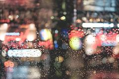 272/366 (Niko Saarinen) Tags: autumn fall syksy rain rainy bokeh doubleexposure city lights art fujifilm xe2 fujinon35mm classicchrome