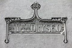 IMG_0533 (www.ilkkajukarainen.fi) Tags: tyttö girl lyseo koulu school jugend jugendstil art nouveau tyyli suuntaus suomi finland eu europa scandinavia