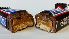 It's a Marathon - Explored (Den's Lens 2000) Tags: macromonday sweetspotsquared sweet candy marathon snicker macro
