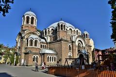 Original church in Sofia Bulgaria        DSC_0630 (Me now0) Tags: church sofiabulgariaeurope   5300  1855mmf3556 basiclens nikond5300
