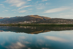Reflejo (38/365) (pedrobueno_cruz) Tags: mountain explored landscape 365 challenge water lake reflection blue sky colors clouds sun sunset d7200 nikon photography photographer ensenada baja california méxico paisaje colores