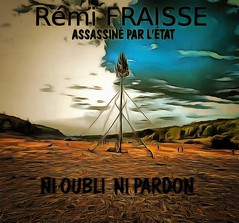 Remi FRAISSE NI OUBLI NI PARDON (Guy_Masavi) Tags: barrage cologie fraisse testet