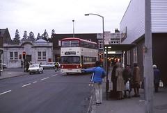 How to stop a bus! (steve vallance coach and bus) Tags: southampton eastlancs leylandatlantean ftr268x