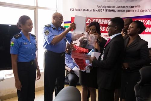 AHF Police Seminar 2014