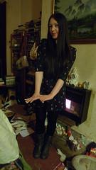 (chimidoro) Tags: uk home me mess messy athome ♡ untidy catpuke chimidoro チミドロ roxannekirigoe 式日 血みどろ ©roxannekirigoe shikijitsu