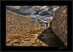 Salinas Pueblo (the Gallopping Geezer 2.3 million + views....) Tags: old building history abandoned church stone canon religious ruins worship decay indian faith pueblo structure historic salinas nativeamerican faded worn mission 2008 derelict decayed geezer americanindian corel quari