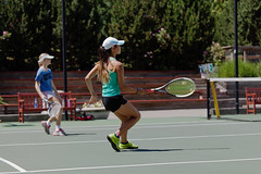 Junior Competitive camp 2014 whistler tennis
