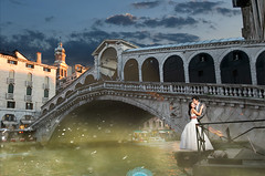 Venice Wedding and the photographer