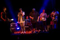 At the Meteor 04 (ArdieBeaPhotography) Tags: students rock club bass guitar performance singer drummer maori rap lead rhythm wintec hittheroadjack harmonising iseefire ivegotascript