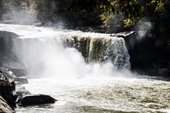 20141022_cumberland_falls  #Kentucky (NetAgra) Tags: vacation kentucky cumberlandfalls