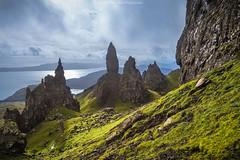 The Old Man of Storr (Zoltan Gabor) Tags: skye nature canon landscape scotland isleofskye ngc oldman oldmanofstorr storr eos6d