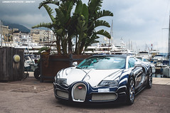 L'Or Blanc (Gaetan | www.carbonphoto.fr) Tags: auto france car speed south great fast automotive monaco exotic coche saudi arabia carlo monte incredible lor bugatti blanc luxury supercar veyron ksa principaute hypercar worldcars carbonphoto