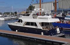 Yacht (Jacques Trempe 2,440K hits - Merci-Thanks) Tags: port boat quebec yacht stlawrence stlaurent bateau cruiser fleuve rive
