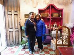 Dos amigas en San Cristobal (dr.arturocancino) Tags: lumix tz10 zs7