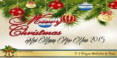Betha's n fam Christmas Card design 2014 (Bethalion) Tags: christmas bali natal indonesia logo newyear sd card merry hariraya sekolah kuningan denpasar kemah mery yayasan 2014 paulus gereja wayan 2015 kartu koperasi galungan penjor hiasan tahunbaru persami lonceng jubelium santoyoseph2 bethalion 75tahun perjusa insanmandiridenpasar 17september2015