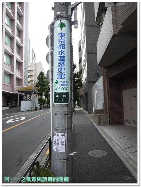 御茶之水jr東京都水道歷史館古蹟無料順天堂醫院image008