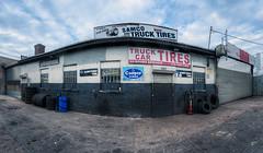 Grand Tire (-ytf-) Tags: nyc newyorkcity panorama brooklyn williamsburg maspeth ytf ytfnyc