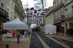 Saumur (Maine-et-Loire) (sybarite48) Tags: france umbrella parasol paraguas paraplu ombrello  parapluie maineetloire saumur guardachuva regenschirm  emsiye  semsiye   pa
