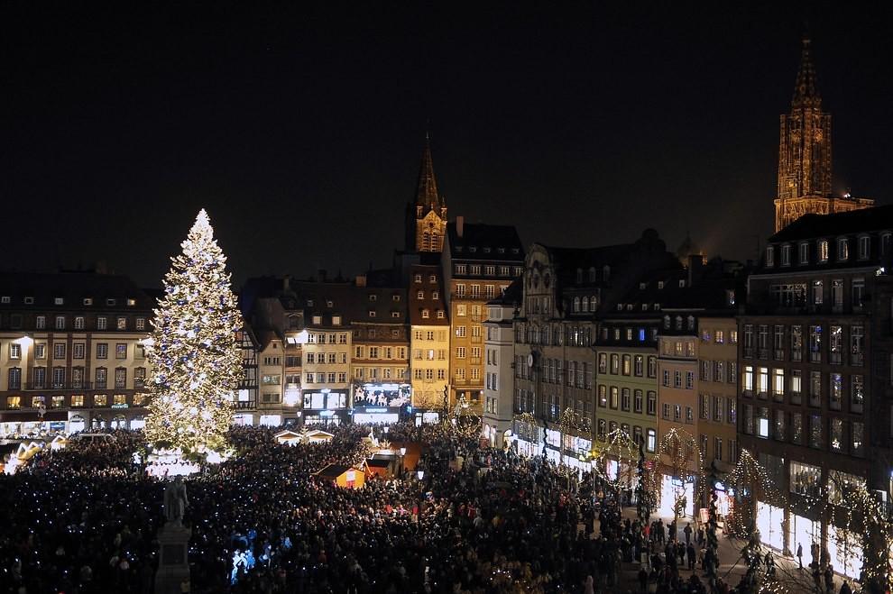 26. Strasbourg, France