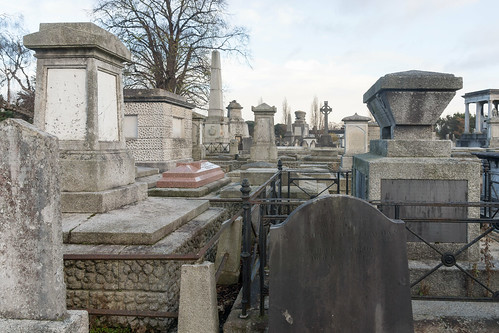Mount Jerome Cemetery & Crematorium is situated in Harold's Cross Ref-100484