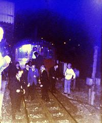Slide 015-57 (Steve Guess) Tags: park uk england london last train underground branch tube line gb northern highbury moorgate drayton 4october1975