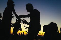 Fauna en la Primavera (DGTX) Tags: chile santiago sunset club atardecer 4s iphone gigantes hipico dgtx diegoarayacorvaln