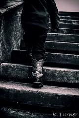 (AKTurner2012) Tags: ranch blackandwhite oklahoma nikon cowboy boots okc d3s