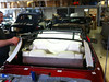 Jaguar XJS Convertible Montage bei CK-Cabrio