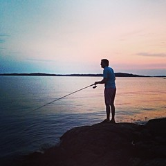 (mattias1johansson) Tags: fishing sweden grundsund