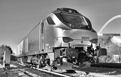 68011 (R~P~M) Tags: uk greatbritain england london train diesel unitedkingdom railway depot locomotive wembley 68 chilternrailways dbarriva