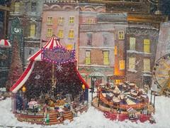 2014 Holiday Window Display, Hoboken, New Jersey (jag9889) Tags: usa holiday window newjersey unitedstates display unitedstatesofamerica nj storewindow windowdisplay hoboken gardenstate hudsoncounty 20141217