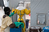 Ebola treatment unit (ETU) run by Médec by UNMEER, on Flickr
