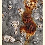 spots of rust