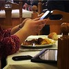 Así no hay quien coma #lunch #comida #blackberry #smartphone #tablet by #simbiosc #simbiosctv #nosvemosenlosrestaurantes (simbiosc) Tags: square lunch restaurant blackberry comida lofi smartphone squareformat tablet adiccion iphoneography instagramapp uploaded:by=instagram simbiosc