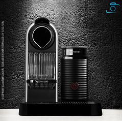 Nespresso Machine (Julian Podesta Photography) Tags: coffee argentina america machine espresso expreso nespresso capsules coffeetime productphotography nikon5100 capsulas