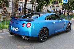 Nissan GTR (MonacoFreak) Tags: summer sun cotedazur nissan montecarlo monaco gtr 2014 frenchriviera topmarques