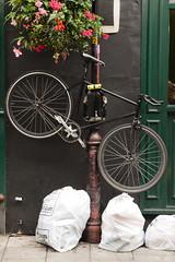 (Mike Wylde) Tags: flowers london bike bicycle lumix day panasonic boroughmarket borough se1 gh3