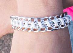 5th Avenue White Bracelet K1 P9409-4 (2)