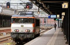 Nee dat waren we ook niet van plan nee... (hemkes) Tags: eisenbahn rail railway zug 1600 trein spoor amersfoort spoorwegen lok 1830 llt 9908 locon nietinstappen lokomotief
