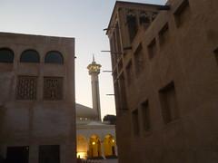 Al Bastakiya negyed (sandorson) Tags: travel dubai uae unitedarabemirates  duba   dubaj    sandorson dubi egyesltarabemrsgek