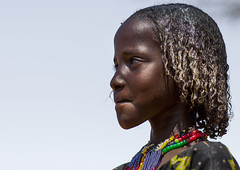 Borana Tribe Girl With Butter On Her Hair, Yabelo, Ethiopia (Eric Lafforgue) Tags: africa girls portrait people haircut childhood horizontal hair outdoors women day child african profile tribal heat nomad copyspace ethiopia tribe hairstyle anthropology oneperson lookingaway hornofafrica ethiopian boran oromo colorpicture childrenonly borana borena africanethnicity yabelo africanculture onegirlonly nomadicpeople onechildonly borani iavello colourpicture yavello yabalo borans yavelo booran yeabelo wasoborana ethio1406266