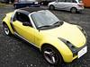 38 Smart Roadster Faltschiebedach Verdeck gbs 04
