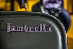 Lambretta (Ignacio M. Jimnez) Tags: espaa museum spain andalucia lambretta museo jaen andalusia moped quesada motocicleta zabaleta