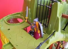 IMG_2589b (jedipatrick7) Tags: dragons fangs fortress playset dungeons advanced deeth ljn